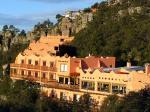 The Mirador hotel in the Copper Canyon