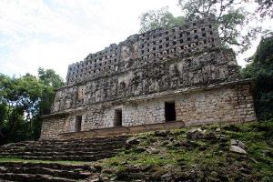 Bonampak and Yaxchilan image